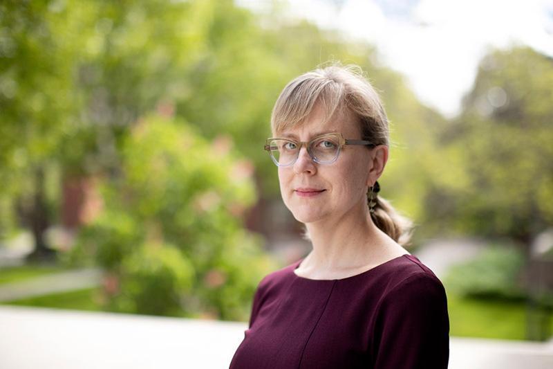 Dean of Undergraduate Education Amanda Claybaugh portrait