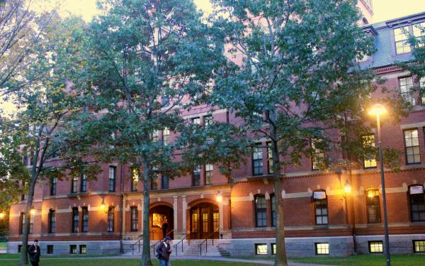 First-year Harvard dormitory, Weld
