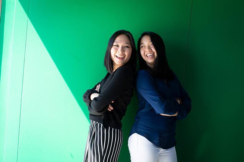 Catherine Zhang and Catherine Zhang