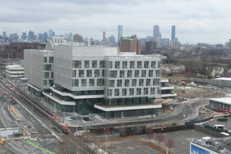 Due to a temporary delay in construction work, Harvard's new Science and Engineering Complex has rescheduled its opening.