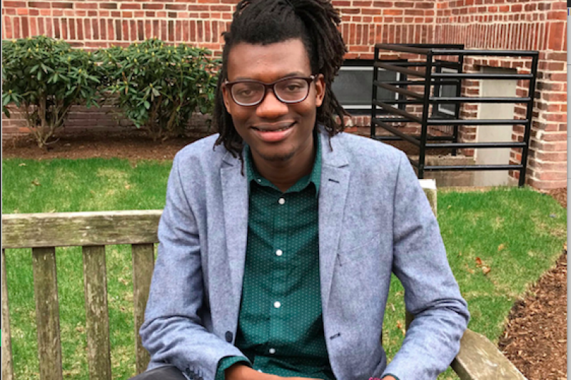 When he graduated in May, Tom Osborn '20 had already developed a successful mental health intervention for teens in Kenya.