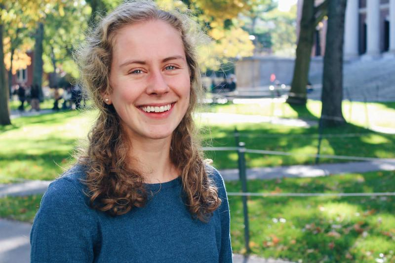 Lauren Spohn will attend University of Oxford this fall as a Rhodes Scholar, ready to pursue a master's in intellectual history.