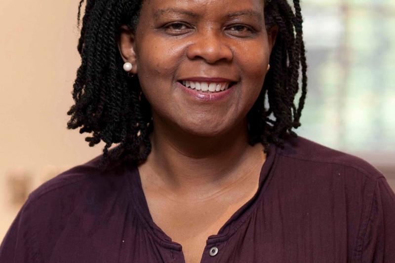 A headshot of professor Annette Gordon-Reed.
