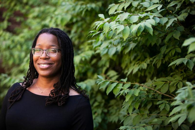 """This fall, Professor Tiya Miles will teach """"Abolitionist Women and Their World,"""" a course in public history."""