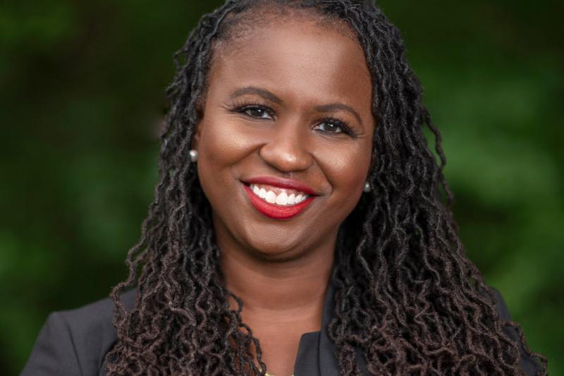 Portrait of Sherri Charleston.