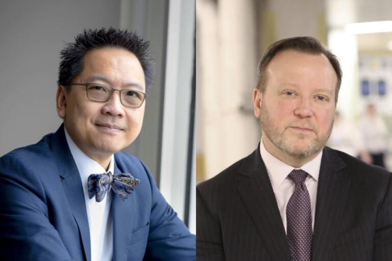 Harvard's Giang Nguyen and Paul Biddinger of Massachusetts General Hospital share updates about vaccine availability and moving forward.