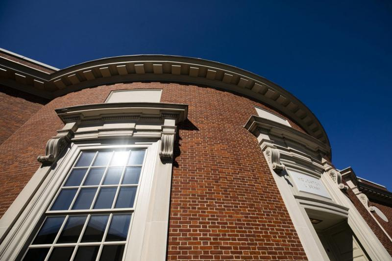 In August 2019, Houghton Library closed for a year-long renovation. The goal of the project was to make the building more accessible and welcoming while enhancing research and teaching spaces.