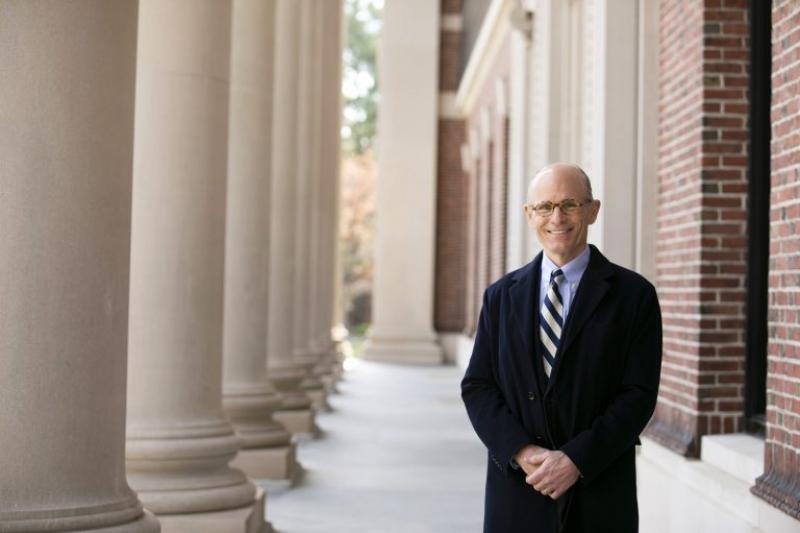 Thomas J. Hollister is Harvard's vice president for finance and chief financial officer.