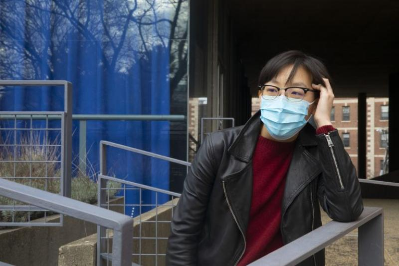 Muhua Yang '21 will enter the University of Iowa's master of fine arts program in literary translation this fall.
