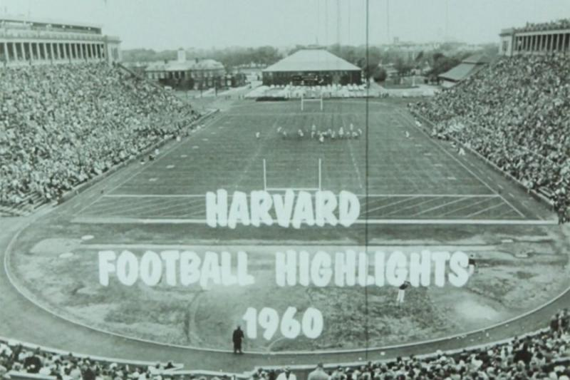 A screenshot of the video vault, which lets fans relive historic moments on demand.