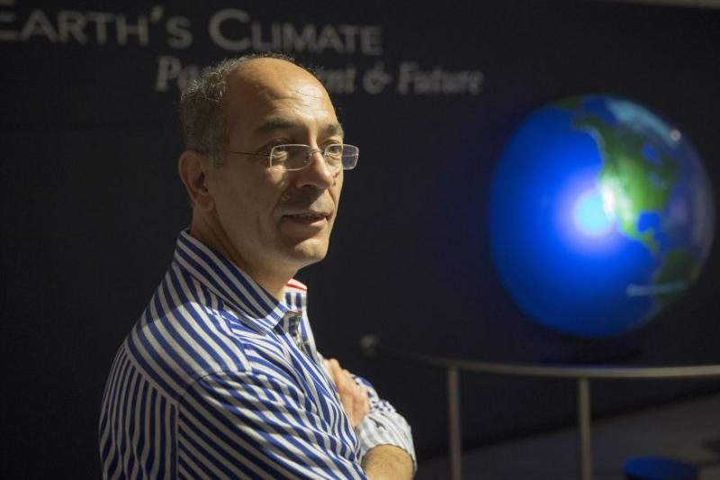 Professor Jerry Mitrovica is an expert on sea-level rise.