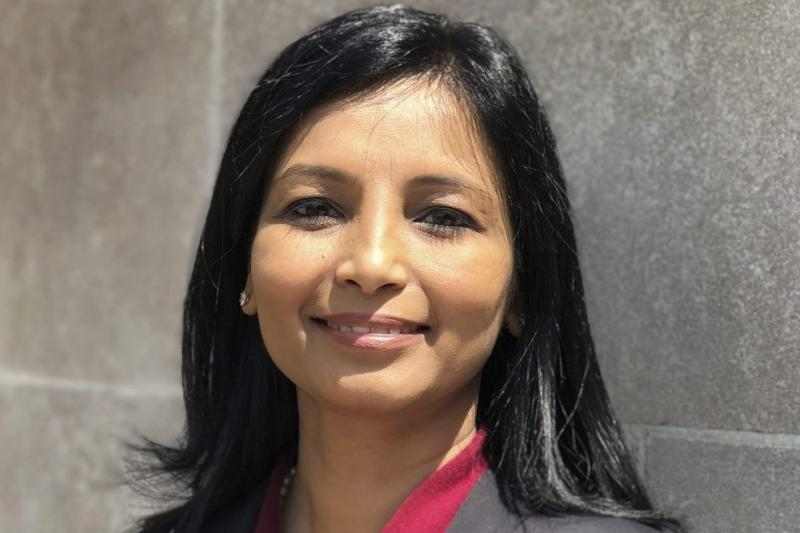 Smitha Haneef, the new managing director of dining services, has enlisted community feedback to guide future changes.