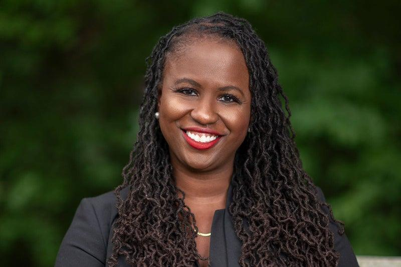 In her first four months, Sherrie Charleston met with the Harvard community to help identify key areas for long-term strategic planning.