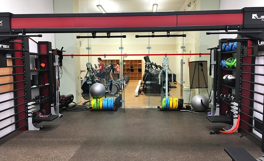hemenway gym functional training space