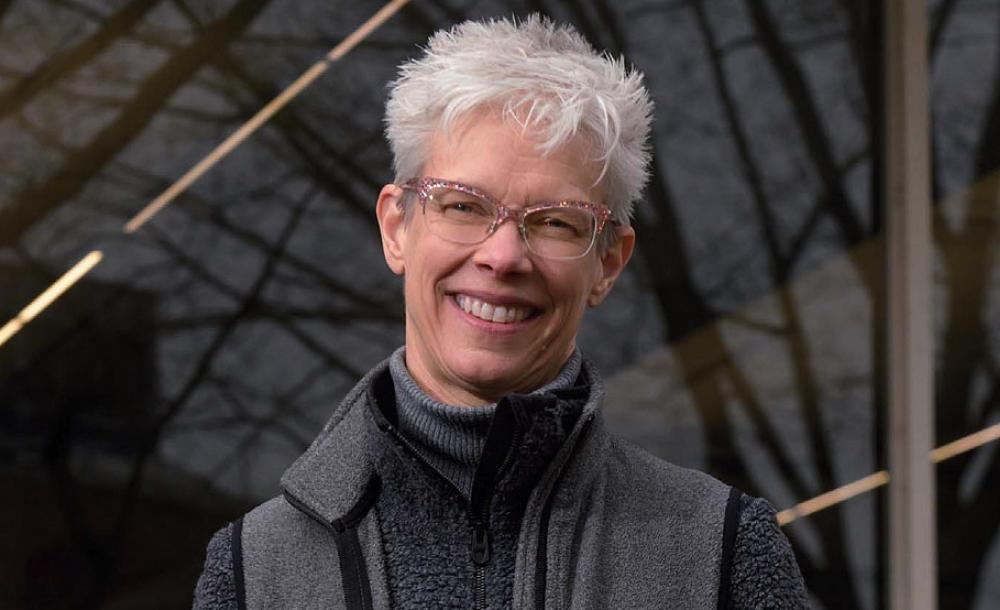 A headshot of Professor Susan Murphy.