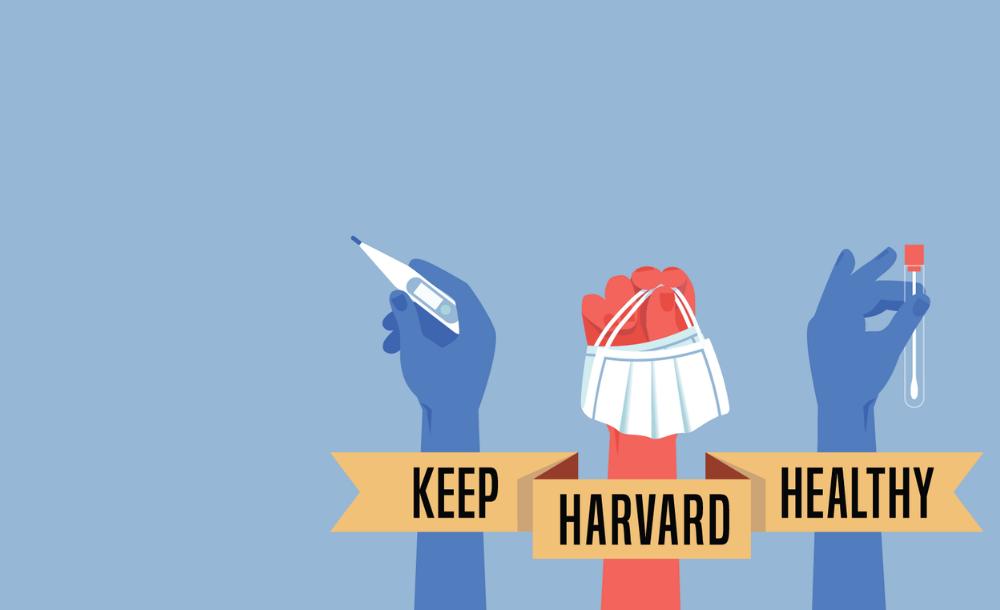 keep Harvard healthy