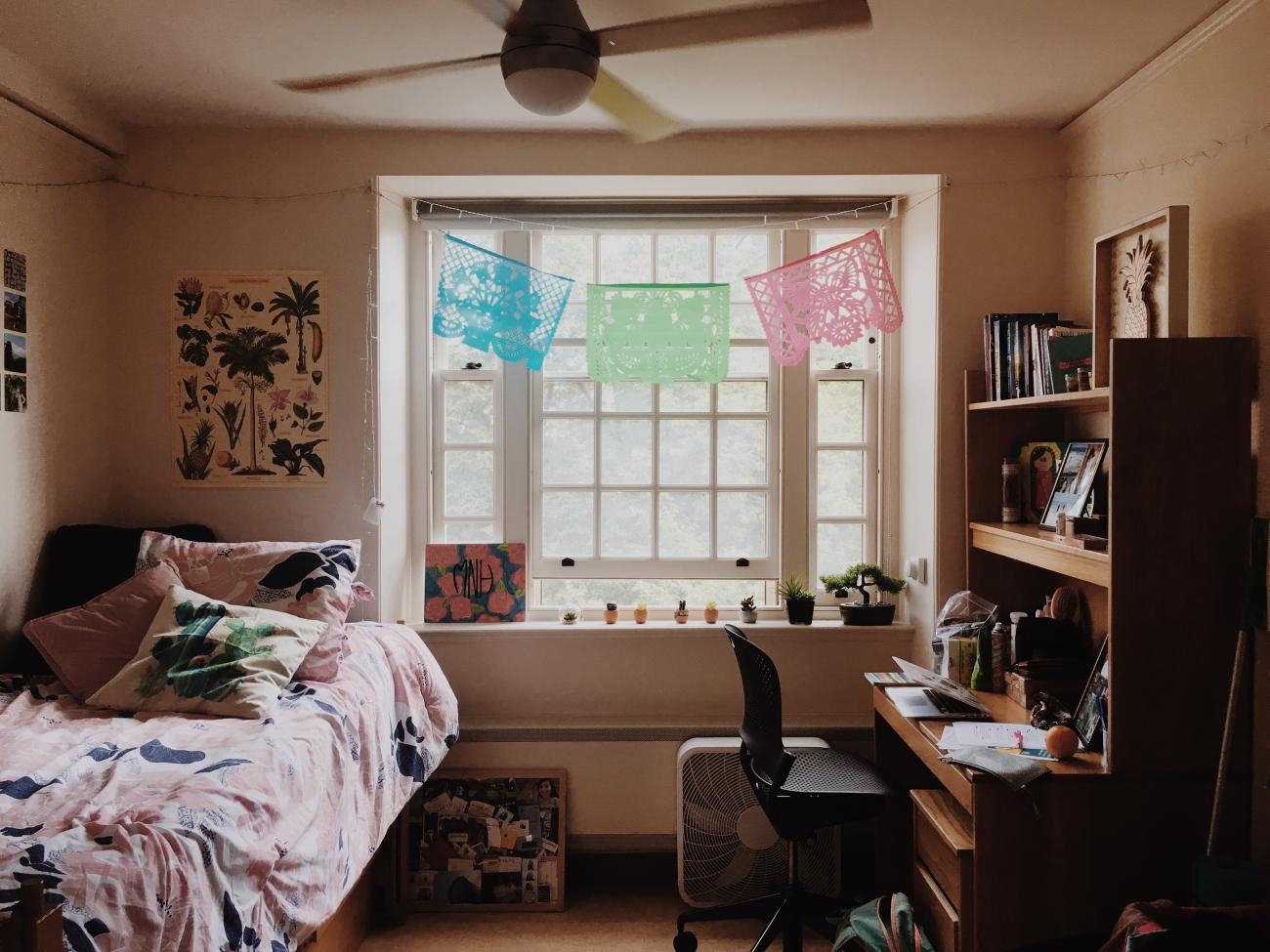 My Bedroom in Lowell House
