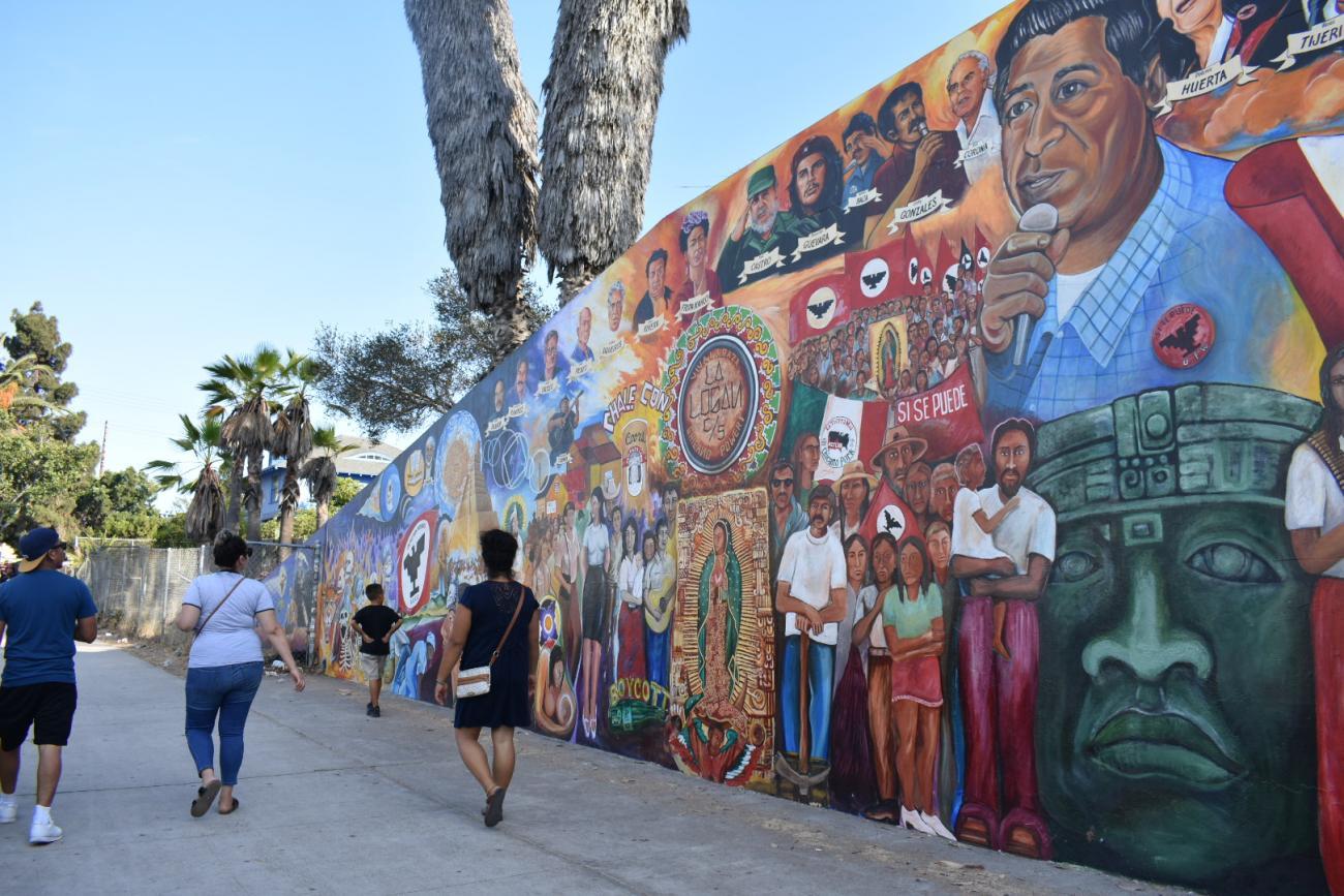 Chicano Park, San Diego
