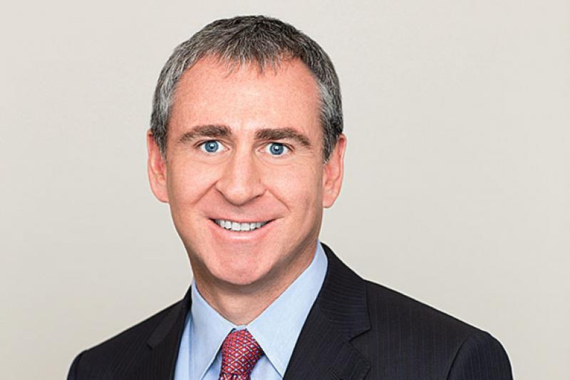 Ken Griffin, Class of '89