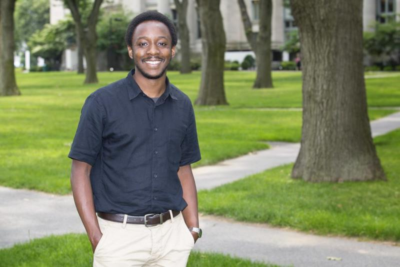 In his current research, professor Demba Ba is focused on gaining a better understanding of AI networks and their relationship to the brain.
