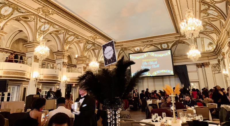 Harvard Black Legacy Ball