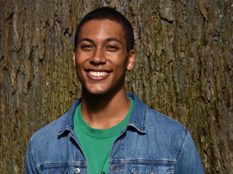 College student, Gabriel