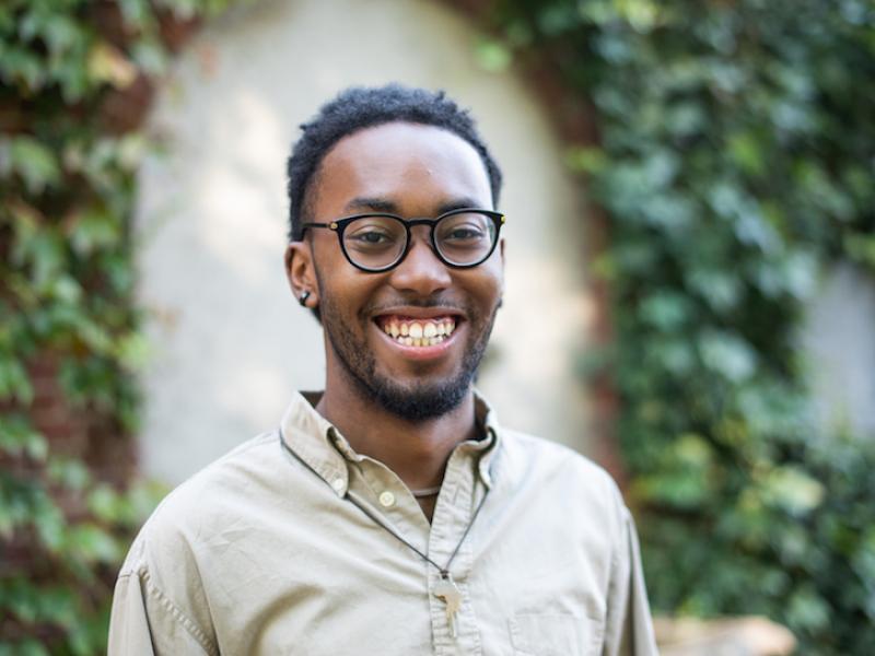 College student, Julius