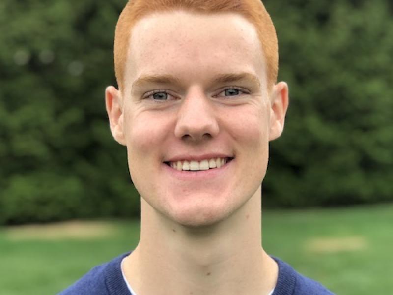 Headshot of Joseph McDonough