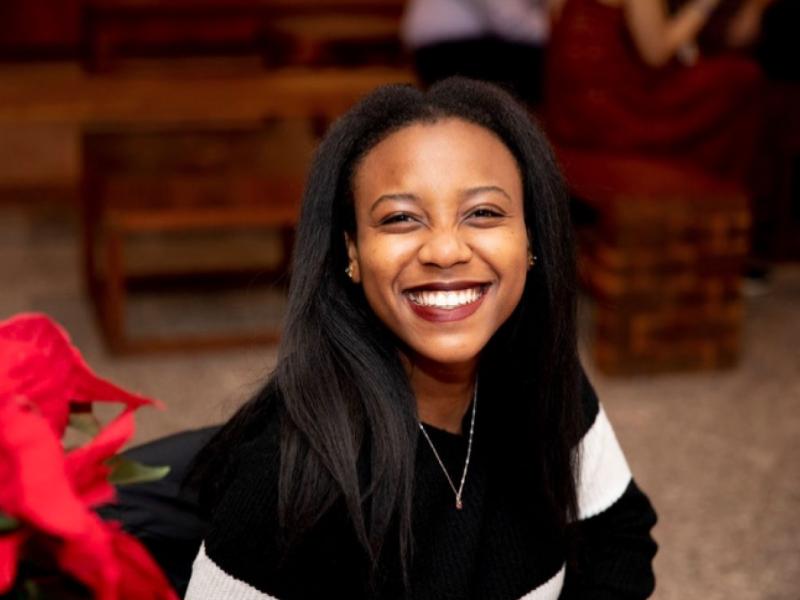Evelyn, HFAI Coordinator