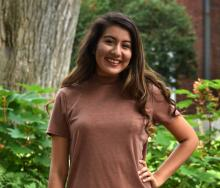 College student, Maribel