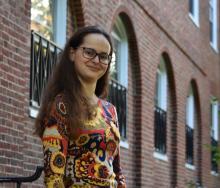 College student, Olga