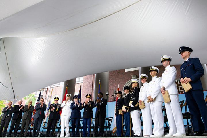 U S Military Veterans Harvard
