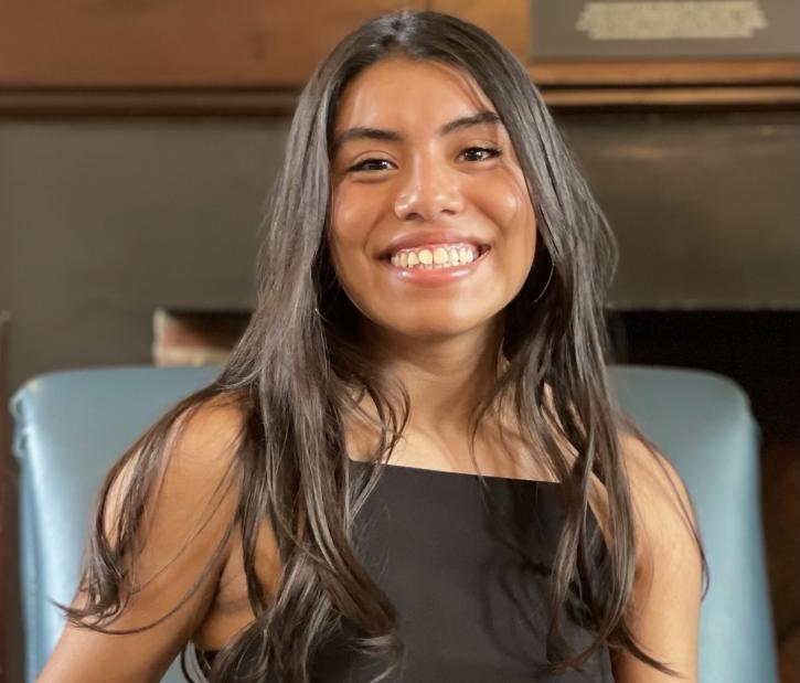 Emily, HFGP coordinator