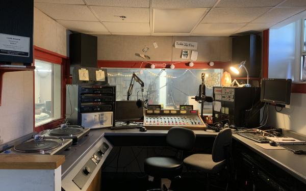 Studio BC in WHRB at Harvard