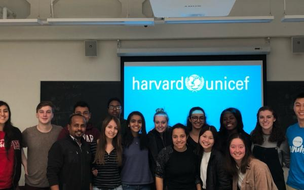 Harvard Undergraduate UNICEF Club